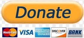 Donate with credit, debit or PayPal